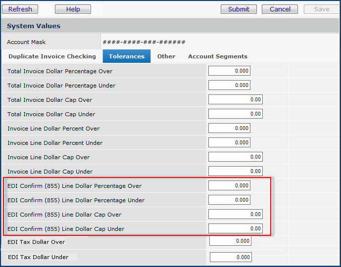 EDI Purchase Orders Confirmations And Invoice Matching - Edi invoice format